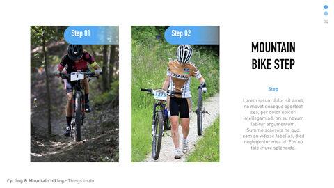 산악 자전거 크리에이티브 키노트 템플릿_03