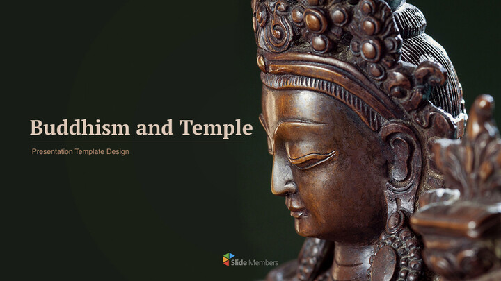 Buddhism and Temple Keynote for Windows_01