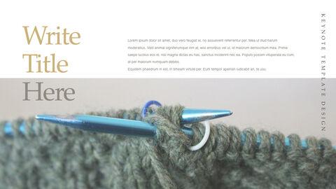 Knitting Multipurpose Keynote Template_18