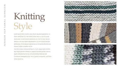 Knitting Multipurpose Keynote Template_20