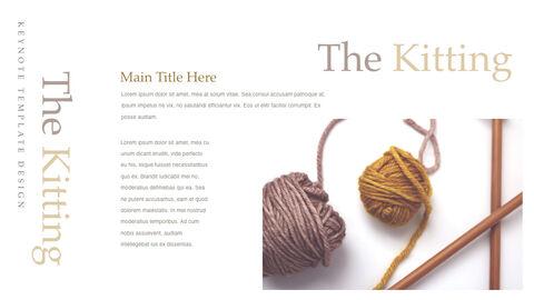 Knitting Multipurpose Keynote Template_24