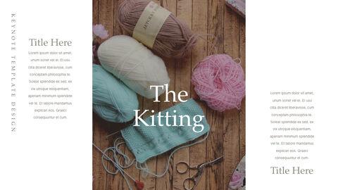 Knitting Multipurpose Keynote Template_31