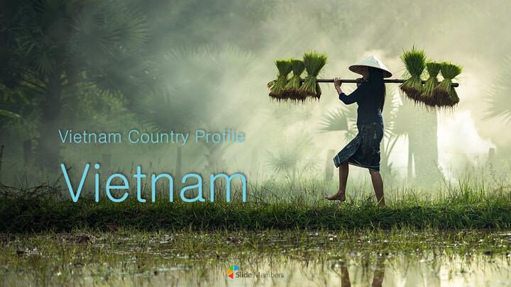 Vietnam Simple Presentation Google Slides Template_01