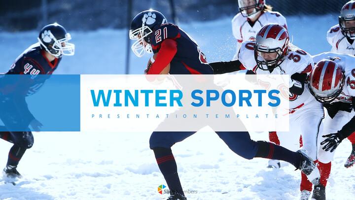 Winter Sports Easy Google Slides_01