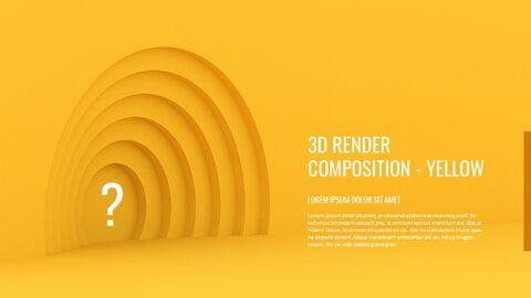 3D 렌더링 구성 프레젠테이션 템플릿_04