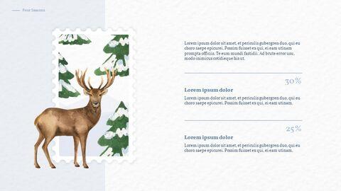 Four Seasons Watercolor Design Presentation Google Slides Templates_04
