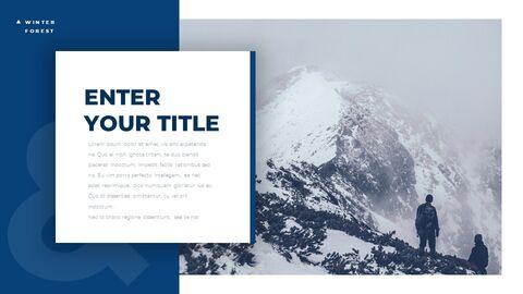Winter Forest Google PowerPoint Presentation_03