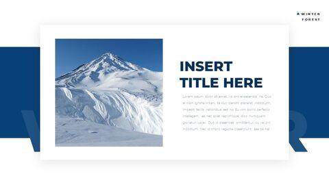 Winter Forest Google PowerPoint Presentation_05