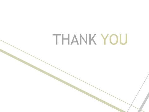 Free 프레젠테이션 템플릿 - 서로에 걸쳐 올리브 녹색 회색 선_06