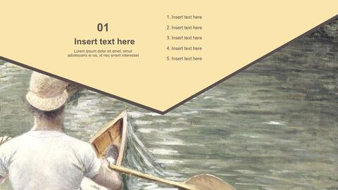 Gustave Caillebotte & lt; 레 페리 소르> - 무료 키노트 템플릿_03