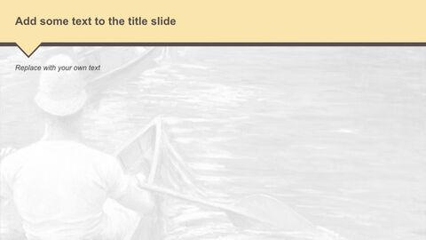 Gustave Caillebotte & lt; 레 페리 소르> - 무료 키노트 템플릿_04