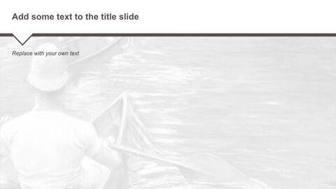 Gustave Caillebotte & lt; 레 페리 소르> - 무료 키노트 템플릿_05