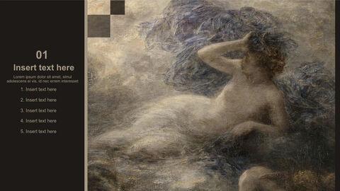 Henri Jean Theodore Fantin Latour & lt; LA Nuit> - 온라인 무료 키노트_03