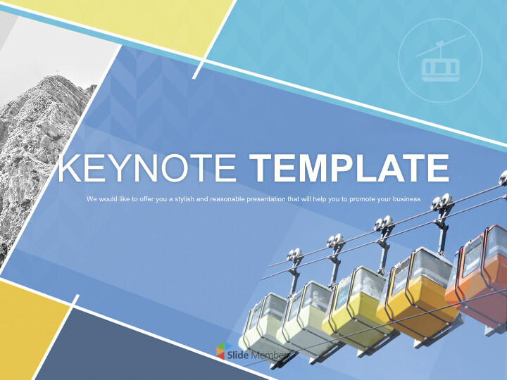 Keynote Images Free Download - A Cable Car_01