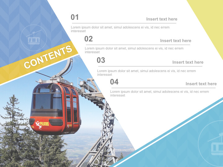 Keynote Images Free Download - A Cable Car_02