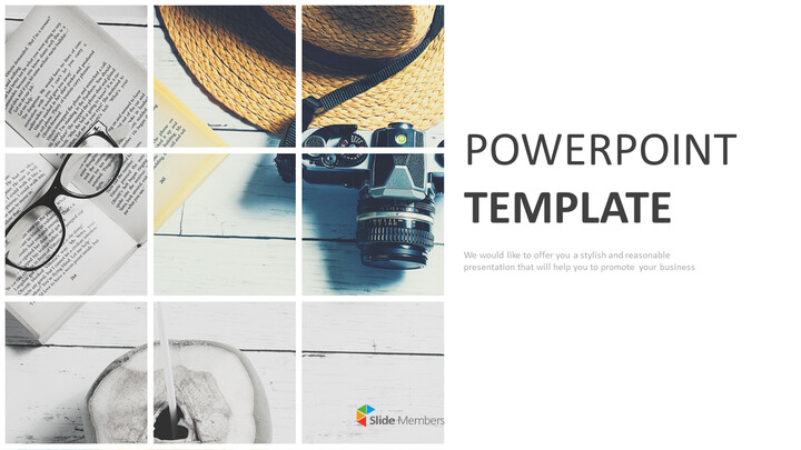 PowerPoint Templates Free Download - Chilled Weekend_01