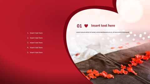 Rose Bedroom - Free Professional PowerPoint Templates_03
