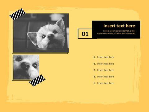 Yorkshire Terrier - PPT Design Free_03