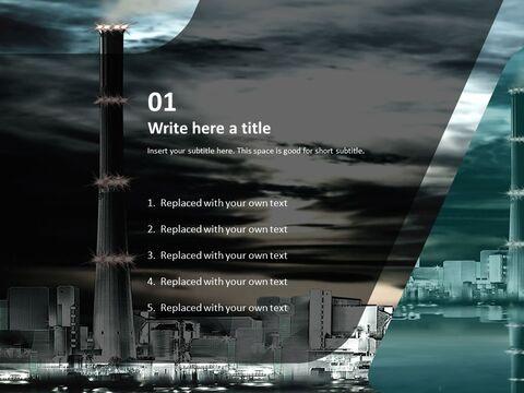 대기 오염 - 파워포인트 프레젠테이션 다운로드 무료_03