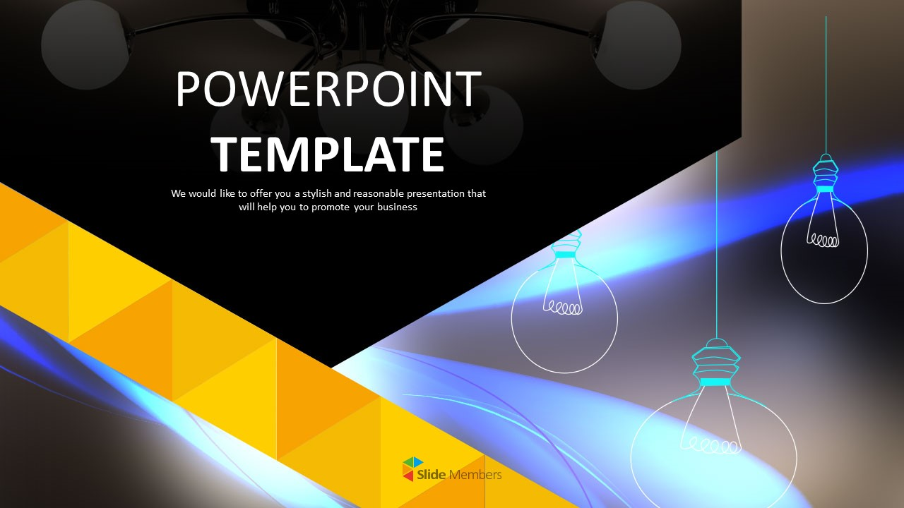 Kreative Idee - Kostenloses Powerpoint Templates Design Regarding Powerpoint Photo Slideshow Template
