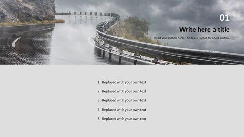 비가 운전 - 무료 파워포인트 디자인_03