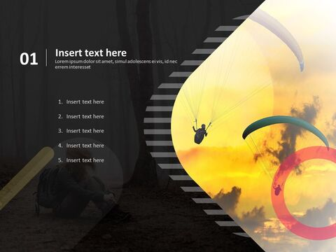 Free PowerPoint - Paragliding_03