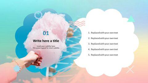 PowerPoint Templates Free Download - Amusement Park_03