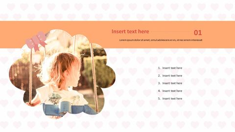 Free PowerPoint Template Design - A Playground on a warm afternoon_03