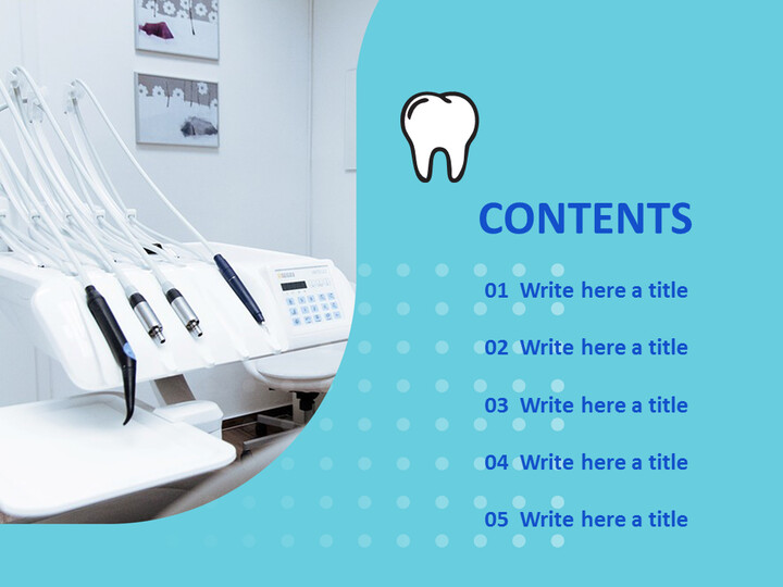 Free PPT Files - Dental Clinic_02