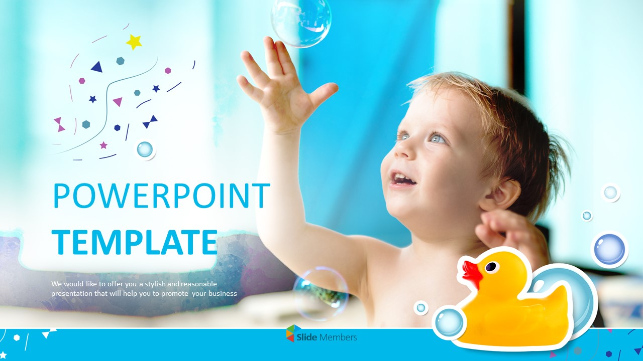 Kids Powerpoint Templates Free Download