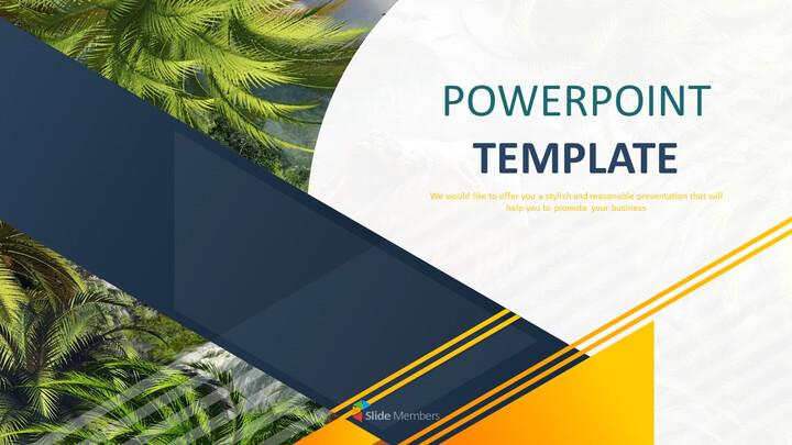 Rainforest - Free PowerPoint_01