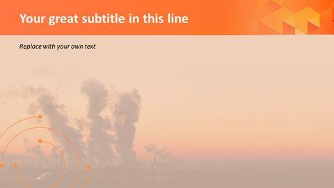 대기 오염 - 무료 PowerPoint 템플릿_04