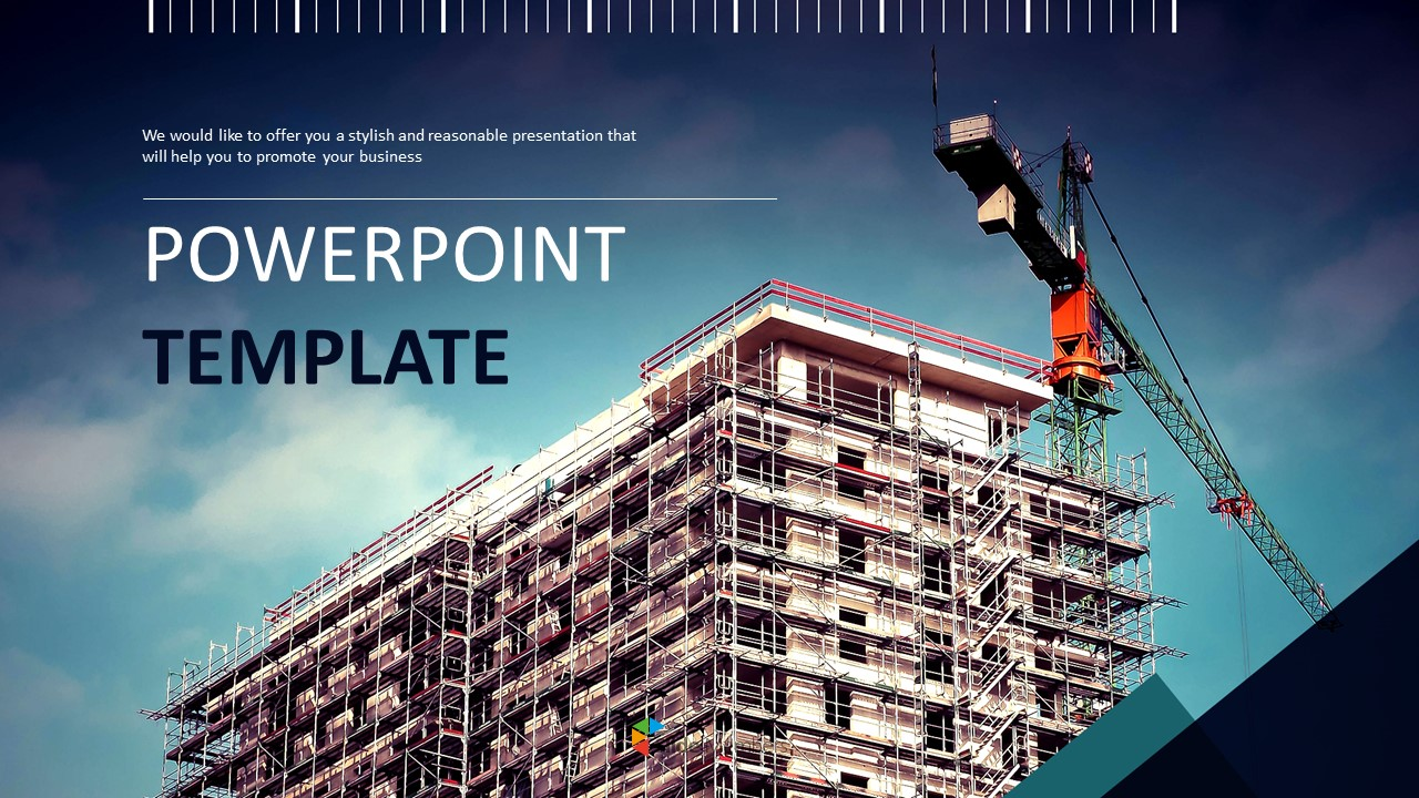 Building Construction Powerpoint Images Free Download