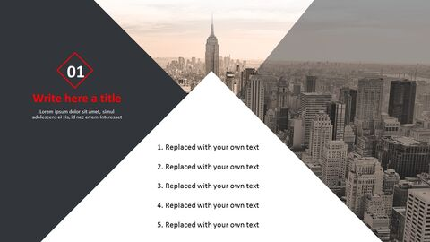 <span class=\'highlight\'>City</span> View - Free PowerPoint Design_03