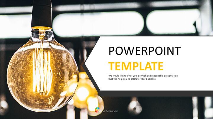 Free Images for PowerPoint - Lightbulb_01