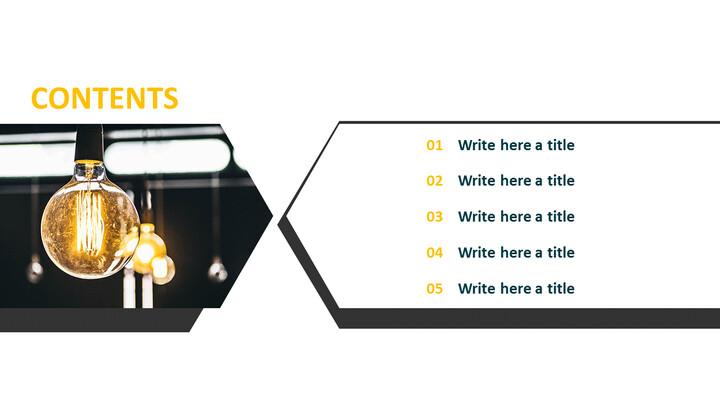 Free Images for PowerPoint - Lightbulb_02