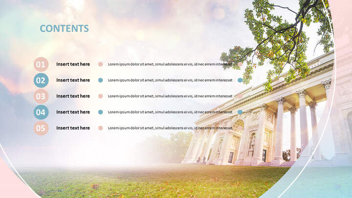 Free PowerPoint Backgrounds - Czech Architecture_02
