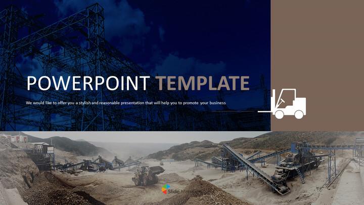 무료 PowerPoint 템플릿 - 개발 영역_01