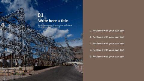 무료 PowerPoint 템플릿 - 개발 영역_03