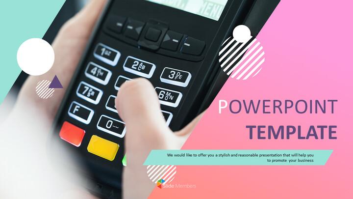 무료 PPT 파일 - 신용 카드 결제_01