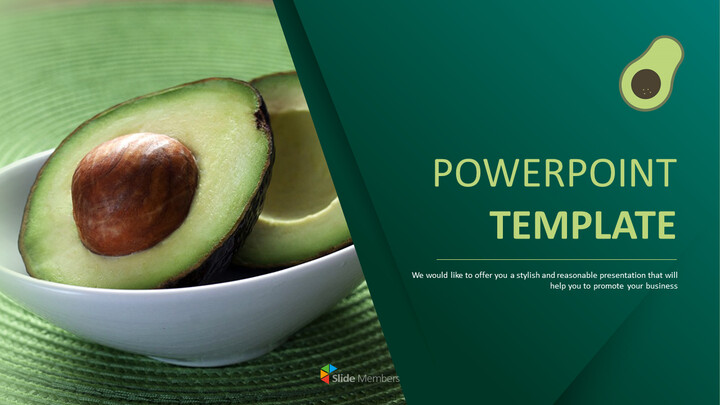 Avocado - PPT Free_01