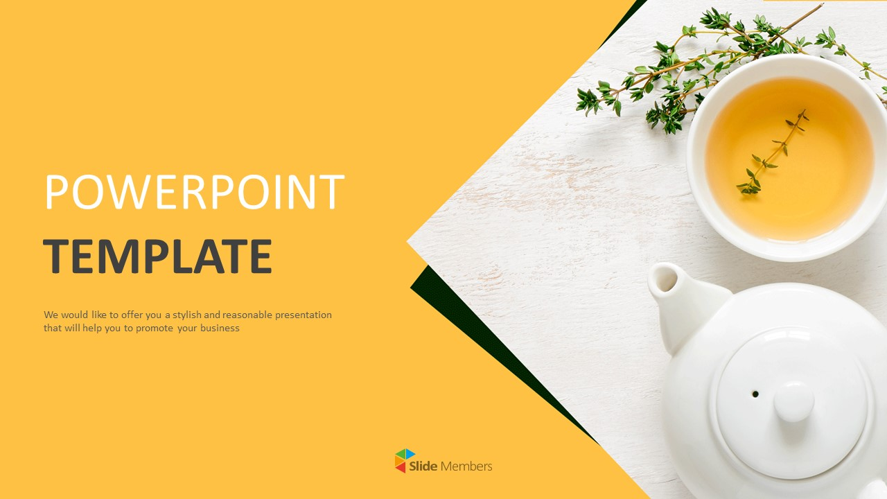 Tea Time Ppt Free Download