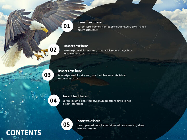 Eagle <span class=\'highlight\'>Theme</span> - <span class=\'highlight\'>PowerPoint</span> Template Free Download_02