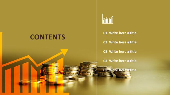 Finance - Free Presentation Template_02
