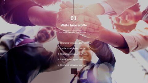 프리젠테이션 무료 이미지 - 팀 프로젝트_03