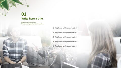 Free Professional PowerPoint Templates - Interview_03