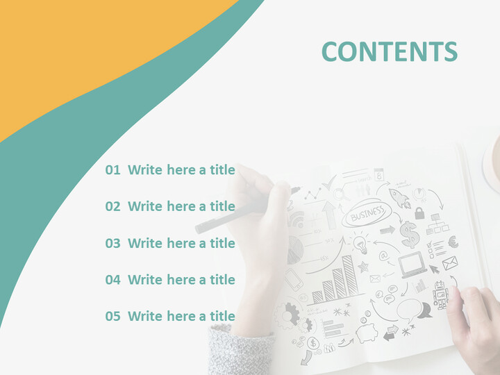 Idea Note - Free Powerpoint Template_02