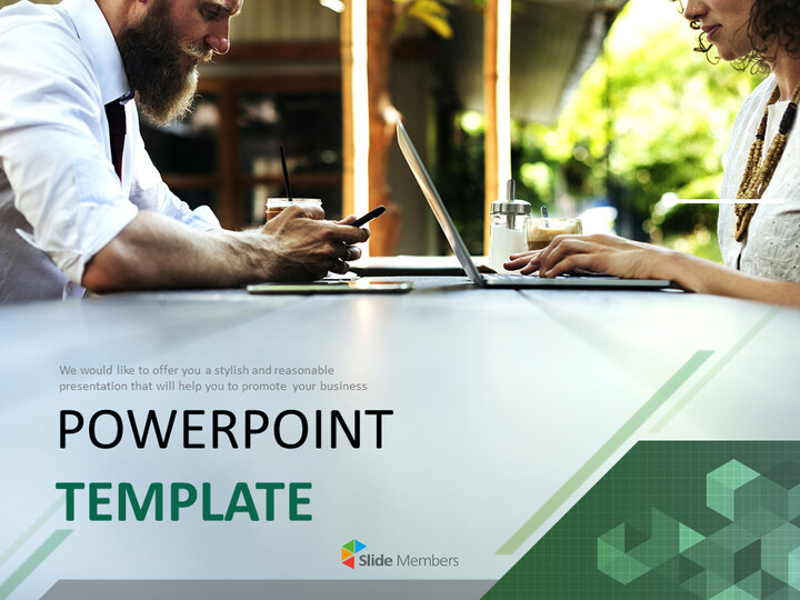 Overseas Dispatch Work - Free Professional PowerPoint Templates_01