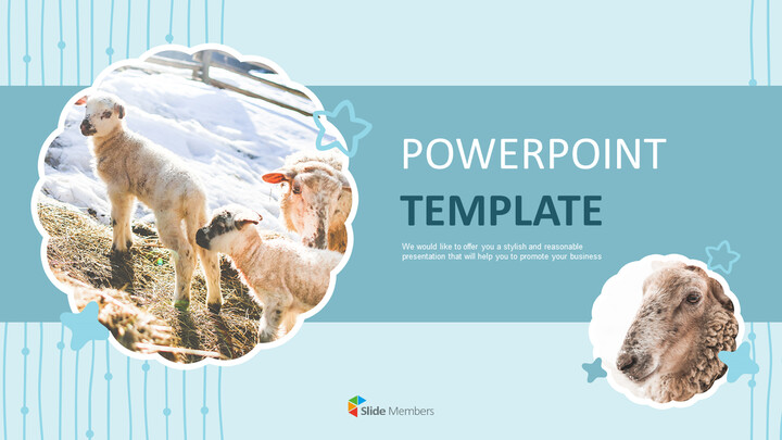 PowerPoint Download Free - Sheep_01