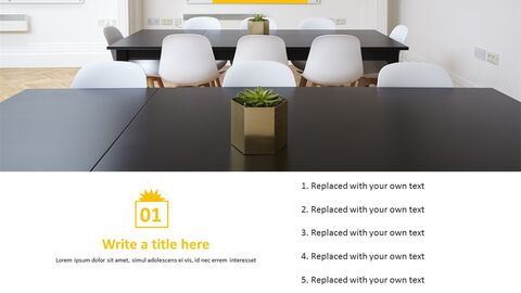 PowerPoint Template Free - Productive Meeting_03